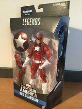 MOC Marvel Legends BAF Giant Man Series Red Guardian 2015