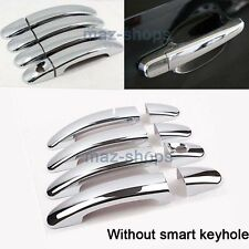 ABS Chrome Side Door Handle Cover Trim 8pcs FIT 2009 2010 - 2012 Subaru Forester