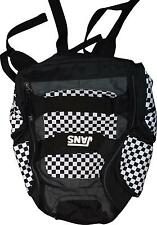 NEW Vans Black And White Checked Backpack 55cm x 45cm (R.P)