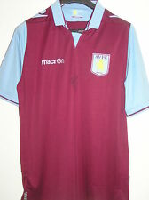 Brad Guzan Signed Unworn + Tags Attached Aston Villa FC 2012/13 Home Shirt