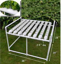 Hydroponic Site Grow Kit 72 Site Ebb and Flow Deep Water Culture Garden System