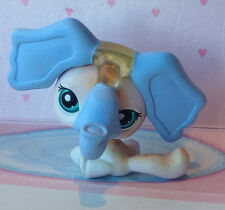 ~❤️~Littlest Pet Shop #224 Spot Tabby Kitten CAT + Elephant dress-up~❤️~