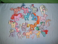 vintage g1 MLP my little pony lot