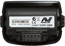 NEW Minelab CTX 3030 Lithium Battery  - DETECNICKS LTD
