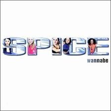 Wannabe [Single] by Spice Girls (CD, Jul-1996, Virgin)