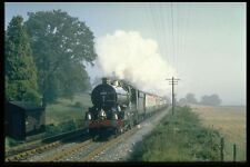 182084 King George V Works BRs Return To Steam Special Near Pontrilas A4 Photo P