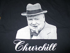Vintage WINSTON CHURCHILL (MED) T-Shirt