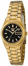 Seiko Women's 5 Automatic SYM602K Gold Stainless-Steel Automatic Watch with B...