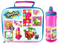 Shopkins Lunch Bag and Europa Drink Bottle *BRAND NEW*