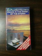 Dino - Peace In the Midst of the Storm - VHS Tape - 1992