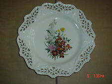 Stunning Royal Creamware BUTTERCUPS Ltd Edition Plate