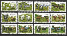France Stamps - 2015  Complete Set Goats