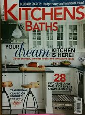 Kitchens & Baths Laundry Rooms Design Clever Storage Sum/Fall 2015 FREE SHIPPING