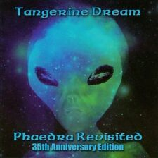 Phaedra Revisited  by Tangerine Dream CD Prog Rock