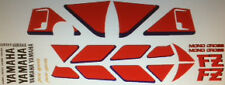 Yamaha FZ600 Decal Set 1988
