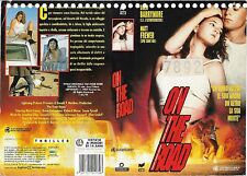 ON THE ROAD (1989) vhs ex noleggio THRILLER
