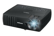 Infocus IN1112a  Only 37 Hours Used DLP Projector HDMI Slot Remote