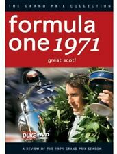 Formula One 1971: Great Scot! (2012, DVD NEUF)