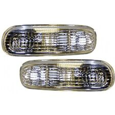 Autoart Side Marker Lights Repeaters Clear Toyota Celica Supra 1997-1998