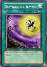 YuGiOh Gravekeeper's Servant - MRL-031 - Common - Unlimited Edition MP