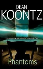 Phantoms by Dean Koontz (2016, MP3 CD, Unabridged)