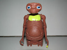 E.T. THE EXTRA TERRESTRIAL 'E.T.' ACTION FIGURE w/ EXTENDING NECK 1980s LJN TOYS