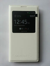Samsung Galaxy Note 3 Neo N7505 Flip Cover with senser (White)