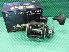 Okuma Convector CV 45DS HIGH SPEED 6.2:1  Line Counter Trolling Reel