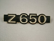 KAWASAKI Z650 F1 '80-'82 SIDE COVER BADGE