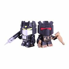 "Transformers Loyal Subjects Cybertron Grimlock & Soundwave 3"" figures - In stock"