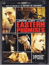 Eastern Promises (DVD, 2007, Widescreen)