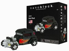Hot Rod Nanoblock micro sized building block construction toy Kawada NBH072