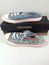 CONVERSE Juniors CT Shoreline SL Daybreak Slip On Casual Shoes Size 5 ZC-368