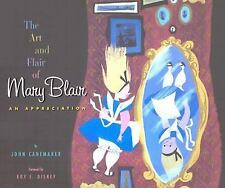 The Art and Flair of Mary Blair, Canemaker, John, Good Book