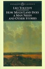 How Much Land Does a Man Need? and Other Stories by Leo Tolstoy (1994,...