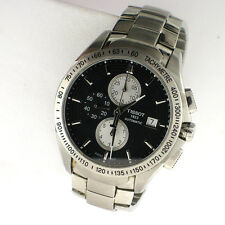 Tissot Veloci-T Black Automatic Chronograph Steel Men's watch T024.427.11.051.0