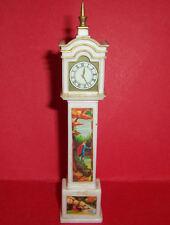 Vintage Casa De Muñecas Redbox Reloj de péndulo