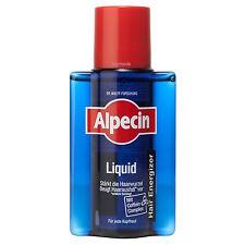 Alpecin Caffein LIQUID Coffein Haarwasser 200ml After Shampoo Energizer