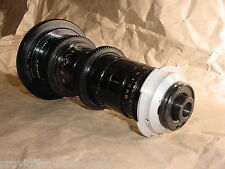 Classic Cinema Lens 15-150mm zoom PL, foc & zoom gears. 4-S16mm, HDV, RED, Alexa