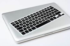 Silicone Keyboard cover for UK Apple 13'' 15'' Macbook Pro with Retina display