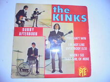 les kinks french ep pye 24173