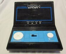 Vintage Tomytronic Tron Electronic Tabletop Arcade Game Tested Some Scratches