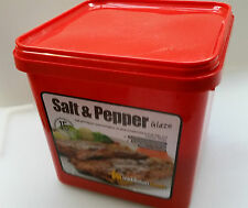Salt & Pepper Meat/Veg Glaze 2.5kg Middleton Foods Glazes, Marinades & Coatings