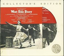 West Side Story Mastersound Gold CD SBM mit Pappumhüllung (with Slipcase) OOP