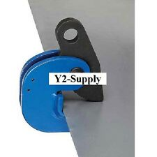 NEW! Horizontal Plate Clamp Lifting Attachment 8000 Lb. Capacity!!