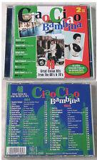 CIAO CIAO BAMBINA / 40 Italy Hits - Celentano, Patty Pravo,... Repertoire DO-CD
