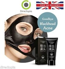 BIOAQUA Blackhead Remover Cleansing Purifying Peel Acne Black Mud Face Mask