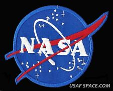 """AUTHENTIC NASA VECTOR AB Emblem 5.5"""" SPACE PATCH - MADE IN USA"""