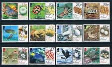 Ascension Is 2008 Fauna and their Eggs Definitives SG 987-98 CTO