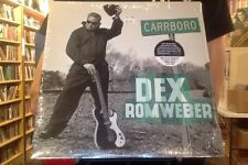 Dex Romweber Carrboro LP sealed 180 gm vinyl + mp3 download Dexter Flat Duo Jets